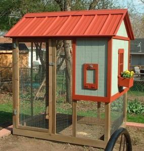 Building Backyard Chicken Coops » Blog Archive » Fancy ...